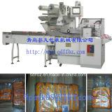 Type bon marché de palier des prix désinfectant la machine à emballer automatique de flux de chiffons