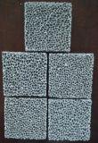 Filtro di ceramica dalla gomma piuma del carburo di Sic del trapezio per il pezzo fuso d'acciaio del ferro
