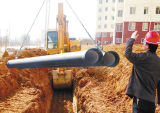Water Supply를 위한 ISO2531 Ductile Cast Iron Pipe