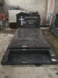 Headstones delle pietre dei vasi delle piastre commemorative del Graveside del granito per le tombe da vendere