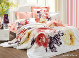 40s Pure Cotton mit Reactive Printed Bedding Set (YH1168-1)