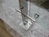 Best Selling retráctil de vidro Varanda balaustrada com AS/NZS2208 para prédio comercial