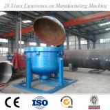 炭素鋼の物質的な蒸気暖房のゴム製パイプラインの加硫か治癒のオートクレーブ