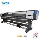 Wer 3,2 millones de alta velocidad en el interior de la impresora de inyección de tinta de sublimación
