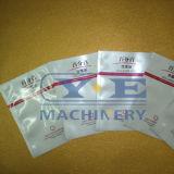 Fabricado doble capa laminada bolsa que hace la máquina de empaquetado cosmético