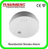 2017 alarma de humo aprobada En14604 9V, con pilas (SND-500-S)