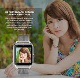 2016 SpitzenverkaufenmetallBluetooth Z50 Kamera-intelligenter Uhr-Handy