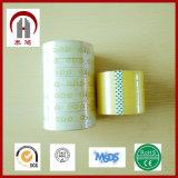 bande de l'adhésif OPP d'emballage de GV BOPP de 18mm*66m