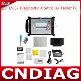 Evg7 écran tactile Tablet PC Evg7 Tablet PC de contrôleur de Diagnostic