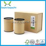 Personnalisé thé chinois Sacs papier Pakcaing Boîte de rangement