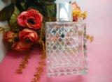 De Fles 50ml 100ml van het Glas van het Parfum van het kristal