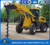 Carregador Zl20 da roda das peças das máquinas escavadoras com mini preço da máquina escavadora