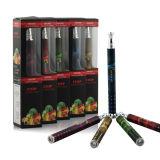 Lighted Crystal Disposable E-Cigarette E Hookah Pen Free Sampleの鋼鉄Tube