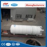 Tanque de armazenamento criogênico industrial do argônio do nitrogênio do oxigênio líquido de baixa pressão