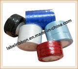 Het kleurrijke Lint van het Satijn van de Polyester voor de Verpakking van de Gift (dw600-KLEUR)