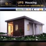 La Chine Fabricant maison préfabriquée à toit plat