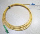Het korte Koord van het Flard van de Vezel van connector/LC-Sc van de Laars Optische (korte laars)