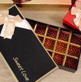 18 réseaux de boîte de empaquetage à chocolat, boîte à sucrerie, boîte-cadeau de papier