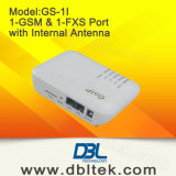 1 GM/M Port et 1 FXS Port avec Internal Antenna GS-1I Voip Gateway