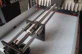 Length hydraulique 490mm Height 80mm Program Guillotine avec Steel Table