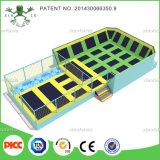 Долгое время Warranty Made в Китае крытом Trampoline Park Equipment для Sale