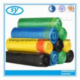 Дешевый пластичный мешок Drawstring для отхода