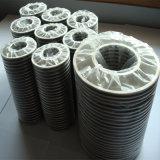 Acoplamiento de alambre del filtro del acero inoxidable con pequeña talla redonda