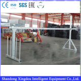 Plateforme suspendue galvanisée / Zlp630 Équipement de nettoyage de bâtiment élevé / Échafaudage suspendu