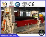 W11S-16X3200 3 hydraulique CNC-flexion de la plaque de roulement du rouleau de la machine
