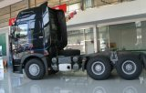 Camion resistente del trattore di HOWO A7 6X4 420HP/camion rimorchio/del motore primo