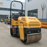 1 Ton Ride on Diesel Engine Vibratory Road Roller (FYL-880)