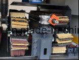 Cepillo Sande, rodillos del rodillo cuatro del disco, máquina que enarena del cepillo