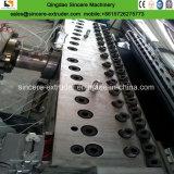 엄밀한 연약한 PVC 장 생산 라인 PVC 격판덮개 만들기 기계