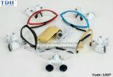 Зубоврачебный хирургический бинокулярный Loupe 3.5X с фарой (L007)
