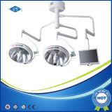 Luz de operação sem sombra com monitor de câmera (ZF700 / 500-TV)