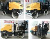 rodillo doble vibratorio del asfalto del tambor 1700kg (FYL-900)