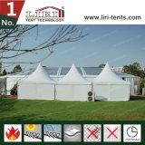 Kleine Tent 3X3m 5X5m van Gazebo van de Pagode als OpenluchtOntvangst van de Gebeurtenis