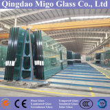 Unterste 4mm Flat Transparent Clear Float Sheet Glass