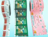 Películas y bolsos del empaquetado plástico para el alimento