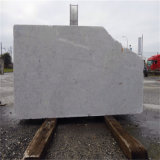 自然な方解石のカラーラの白い大理石の平板の価格