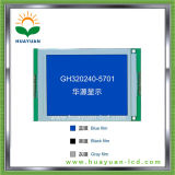 4.0 pulgadas - alto módulo gráfico de la definición 240X160 LCD