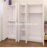 غرفة نوم خشبيّة أثاث لازم ميلامين خشب مضغوط [مدف] خزانة ثوب
