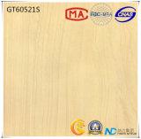 600X600 de cerámica de materiales de construcción de la absorción de color gris claro a menos de 0,5% Baldosa (GT60521+60522+60523+60525) con la norma ISO9001 e ISO14000
