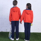 Парикмахерский салон Junior спортивная одежда студент куртка оптовой школы женщин спортивной одежды