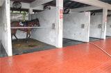 Tipo mattonelle della pavimentazione della gomma naturale 2015 di pavimentazione di gomma
