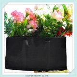 [نون-ووفن] ينمو أبنية يعلّب زهرة حقيبة معدلة أسود دار حضانة حقيبة