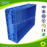 青いEUの標準プラスチックPP材料の容器