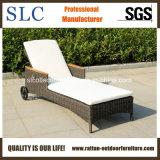 Холл стул/вне помещения обставлены плетеной шезлонгами гостиная/полимерная плетеной Lounge (SC-B-H8888)