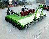 Empilhadeira montada no trator com moinho traseiro