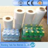 320mm 5 couches de POF enveloppant le film de rétrécissement imperméable à l'eau pour l'emballage de nourriture